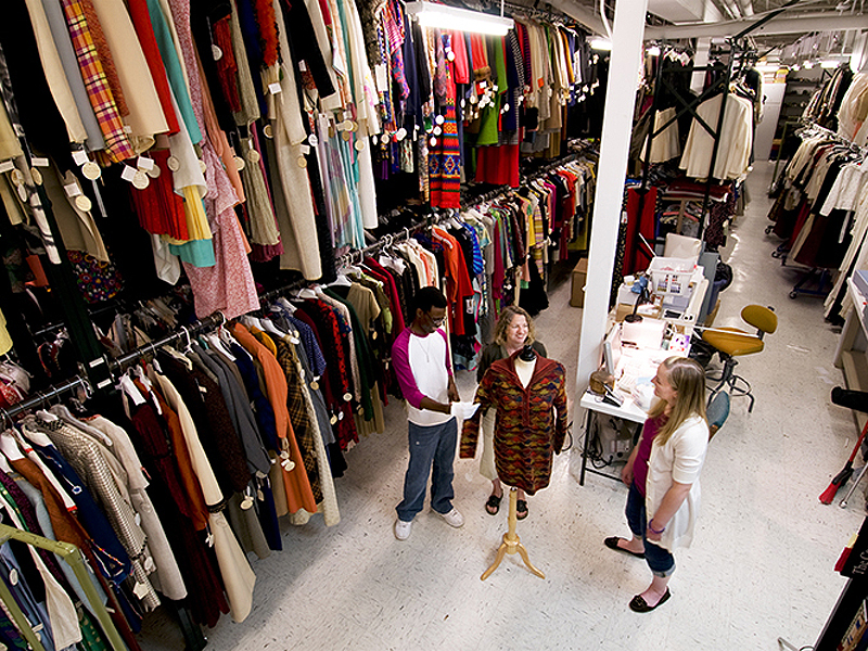 Texas Fashion Collection Vault