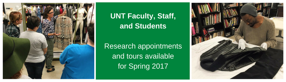 UNT Research Appointments